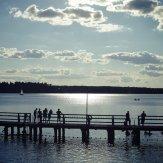 fotografijka - jezioro